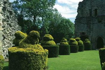Wenlock Priory Shropshire