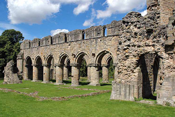 Buildwas Abbey Shropshire