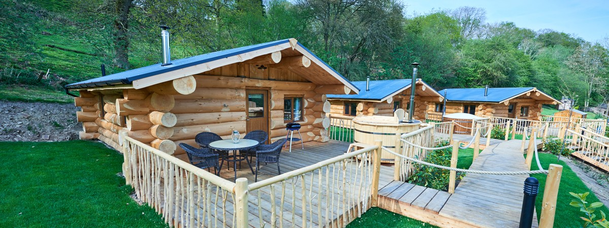 Shropshire Luxury Lodges & Log Cabins
