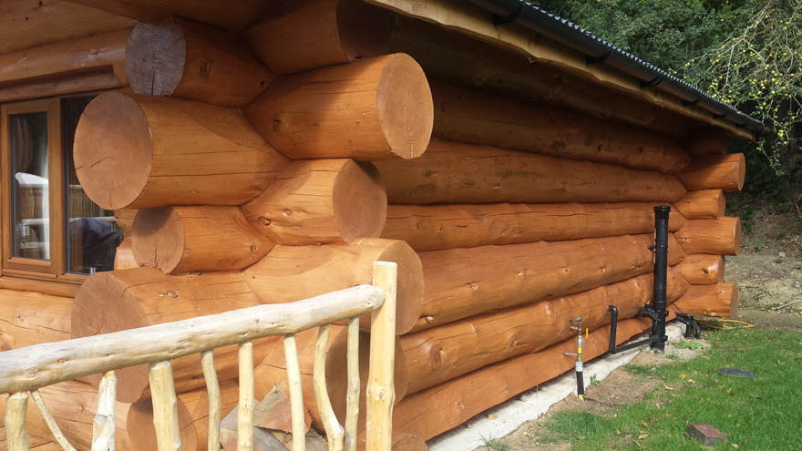 Mountain Edge Shropshire Log Cabins Lodges 4